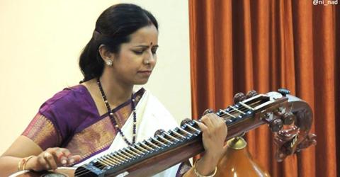 Jayanthi Kumaresh | Performances - Jayanthi Kumaresh