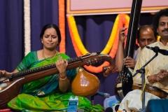 With Maestro Mysore Manjunath ji
